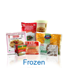 Frozen Brand Category