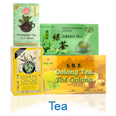 Tea Brand Category